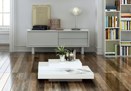 Example of Zion Minimalist coffee table by Zuri