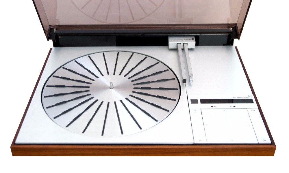 Bang & Olufsen's Classic Minimlaist Record Player, Beogram 4000