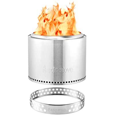 solo stove smokeless bonfire fire pit
